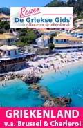 Griekse Gids Reizen Griekenland