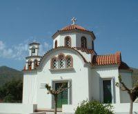 Griekse kerk op Kreta
