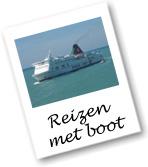 Met de boot naar Griekenland