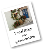 Griekse tradities en gewoontes